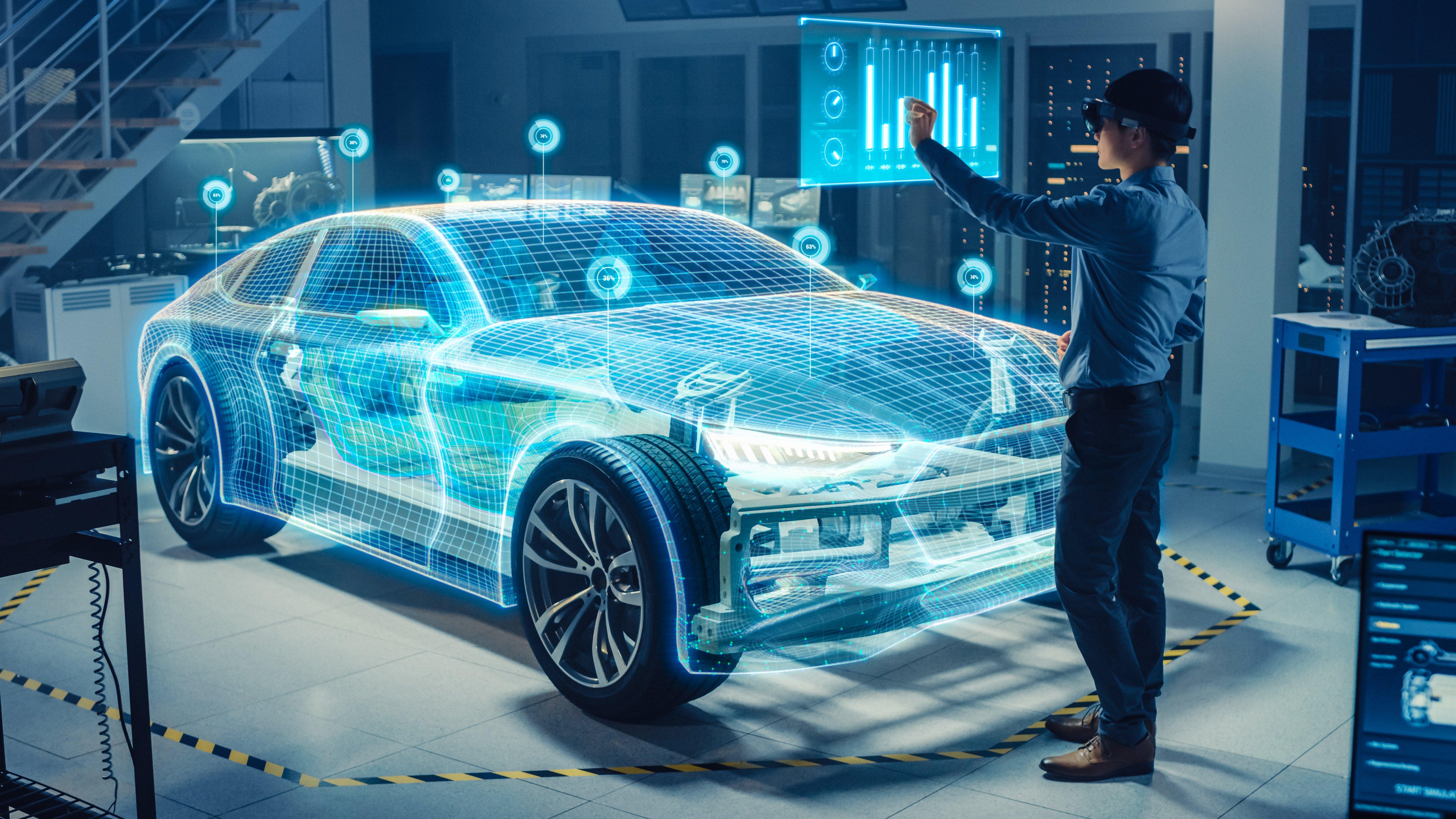 电动汽车动力总成敏捷生产线背后的新助力