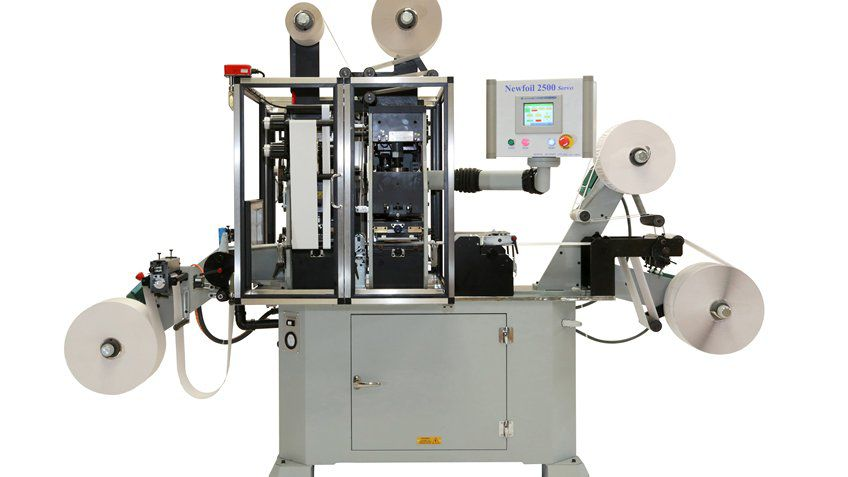 OEM 解决方案:Newfoil Machines Limited