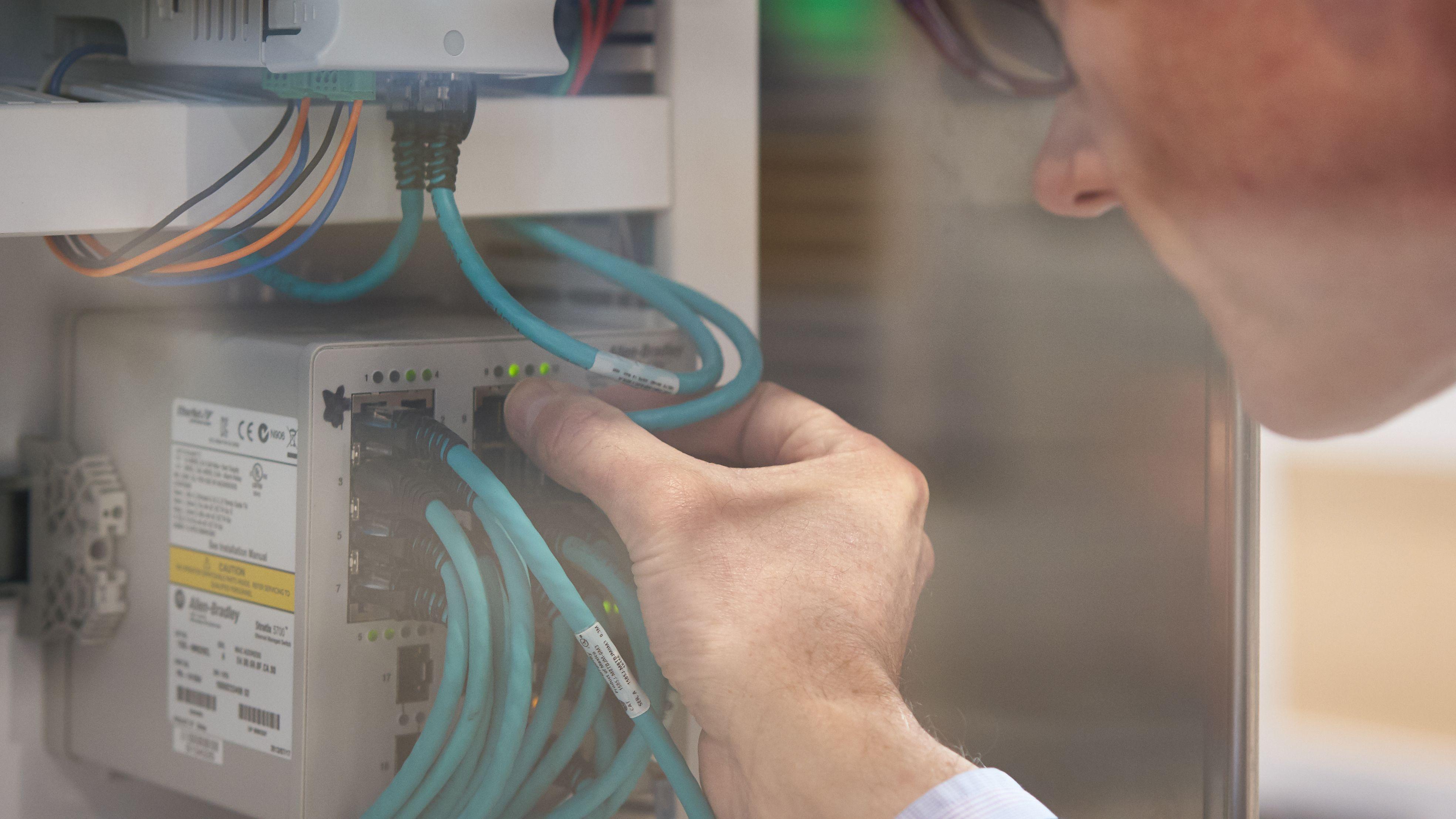 工业网络服务