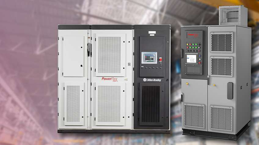 Selecting the Right Medium Voltage Drive