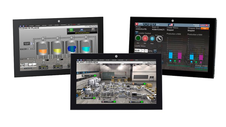 VersaView 6300M Industrial Monitor