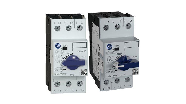 Bulletin 140MT Motor Protection Circuit Breakers and Motor Circuit Protectors