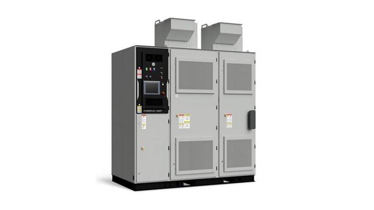 PowerFlex 6000T Drive for IEC Markets