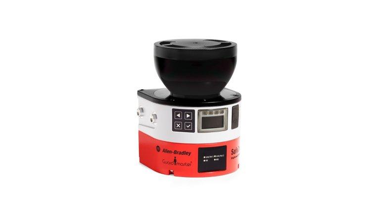 SafeZone 3 Safety Laser Scanner with CIP Safety over EtherNet/IP