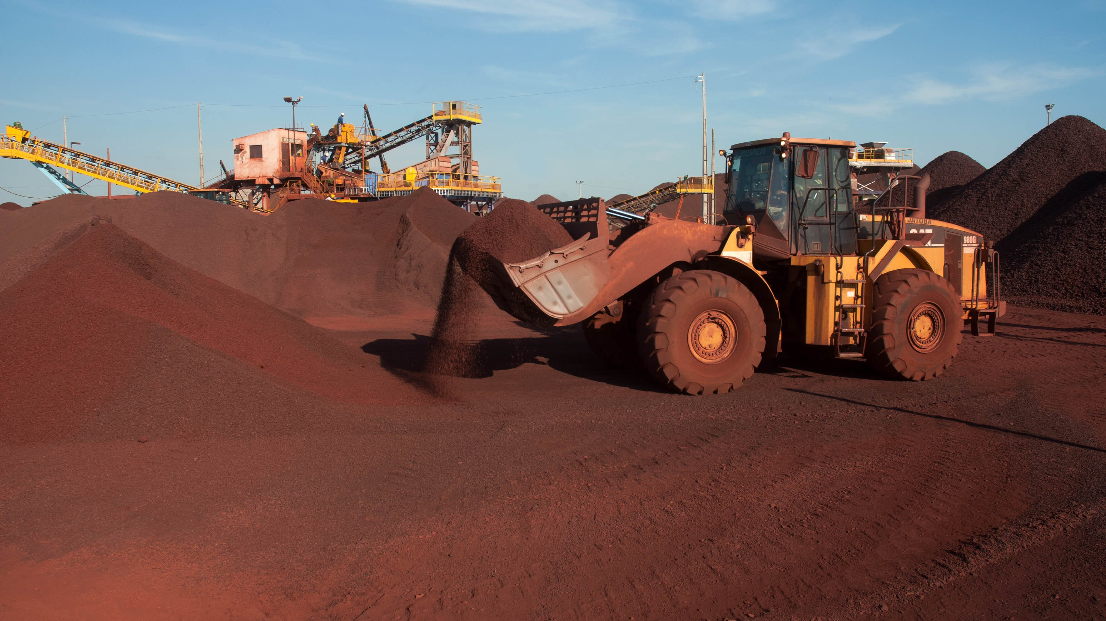 Caterpillar Unearths Data to Optimize Production