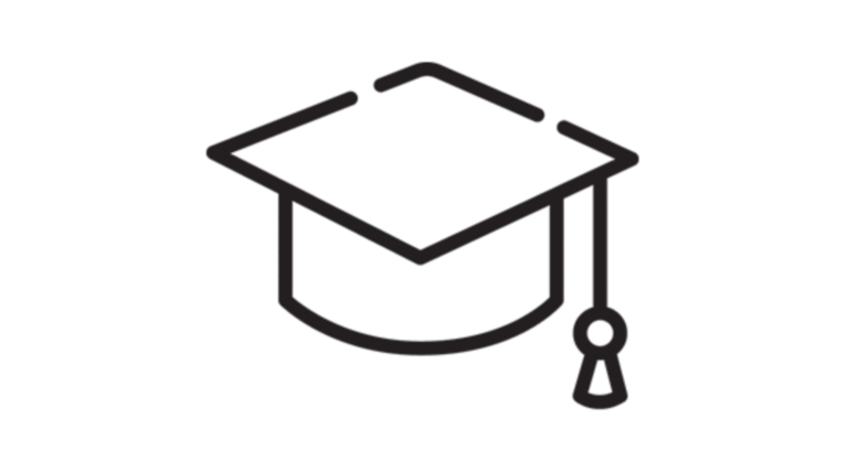 image of graduation cap