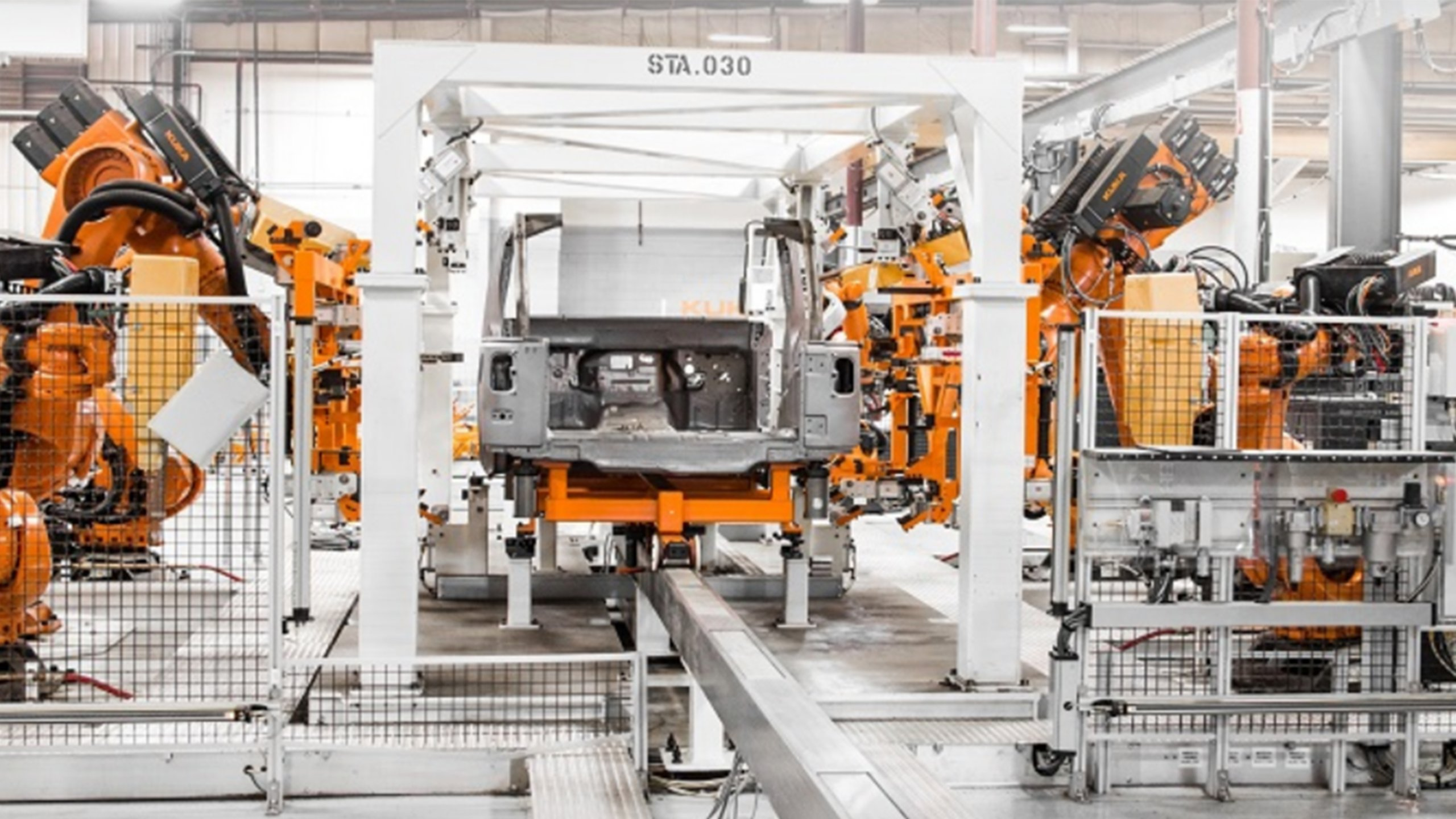 Intelligent Conveyance in Electric Vehicle Plants