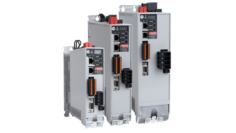 2198 Kinetix 5300 Single-axis EtherNet/IP Servo Drives for Small Machine and Medium Machine Motion Control