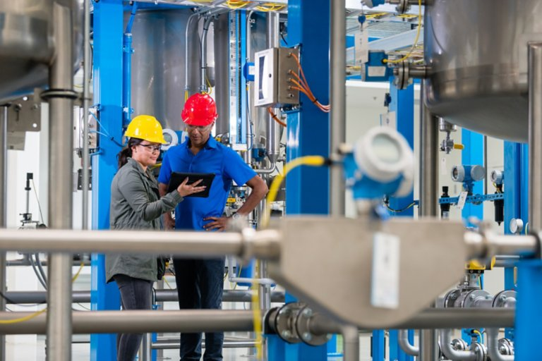 Endress+Hauser Process Training Unit (PTU) on May 21 and May 22, 2018 in Greenwood, IN.