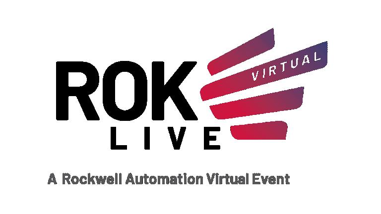 ROKLive event logo