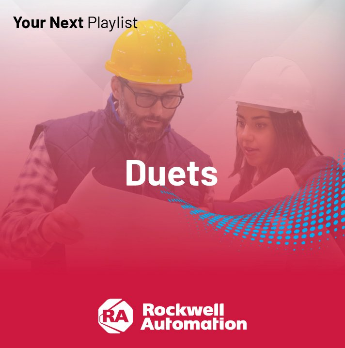 Duets session playlist featuring the top sessions presented by members of the PartnerNetwork™ at Rockwell Automation events