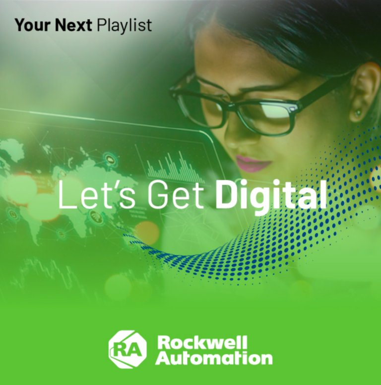 Digital Strategists webinar playlist featuring the top digital transformation sessions Rockwell Automation events
