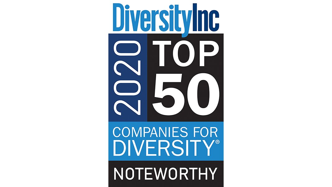 DiversityInc Top 50 Companies for Diversity