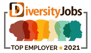DiversityJobs 2021 Top Employers