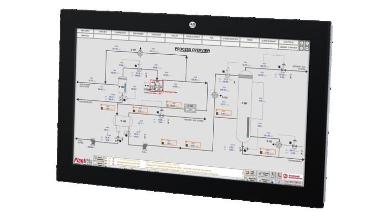 VersaView 6300 monitor