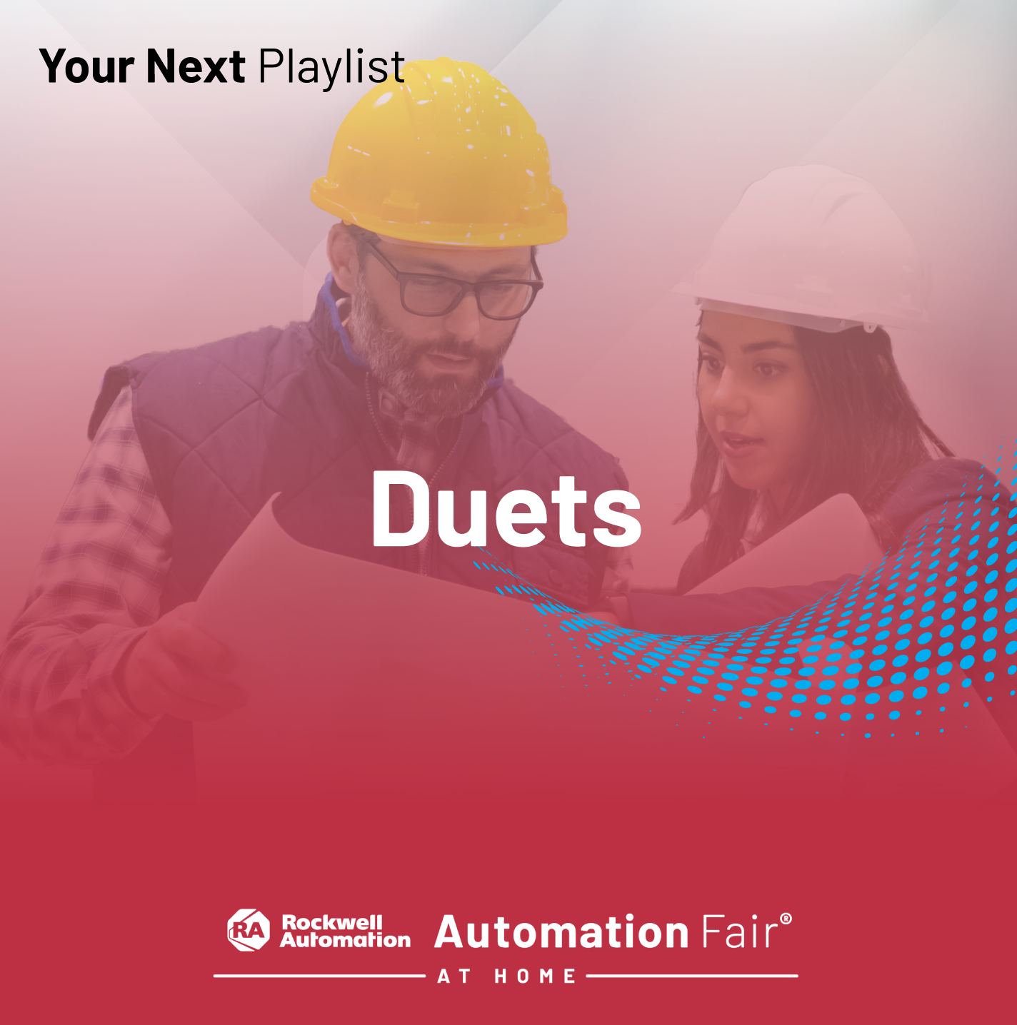 Duets webinar playlist featuring the top sessions presented by members of the PartnerNetwork™ at Automation Fair® At Home