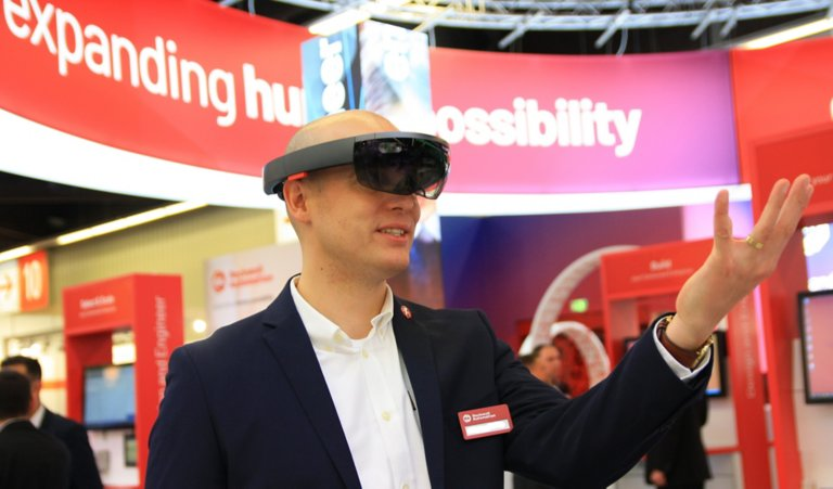 Exhibits at the 2021 Automation Fair Event