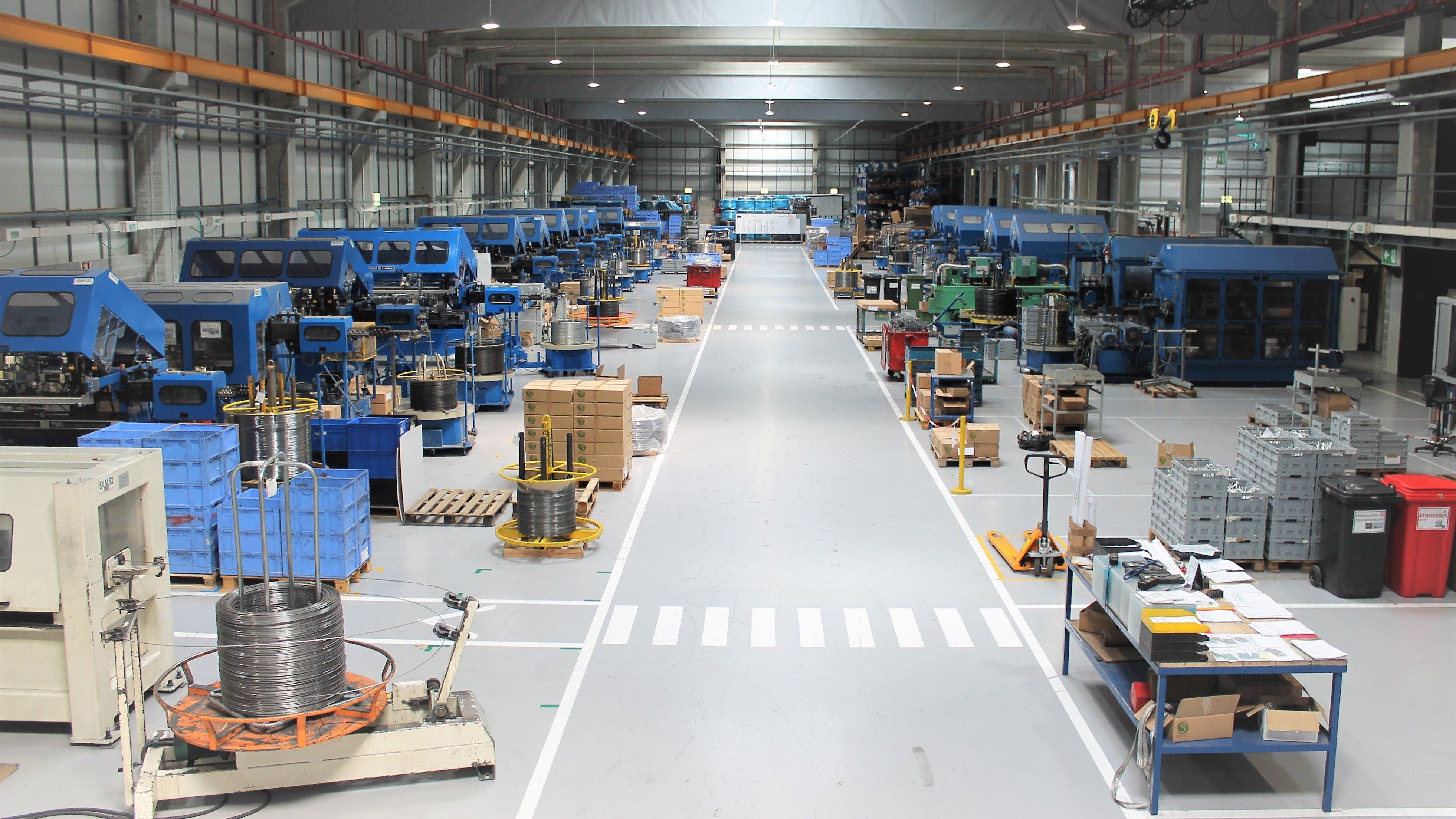 Sinflex satisface las diferentes demandas de la industria automotriz con soluciones avanzadas de máquinas basadas en servomotores