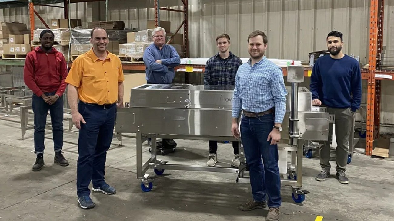 Flexible Manufacturing Helps Food and Beverage OEM Ramp Up Production