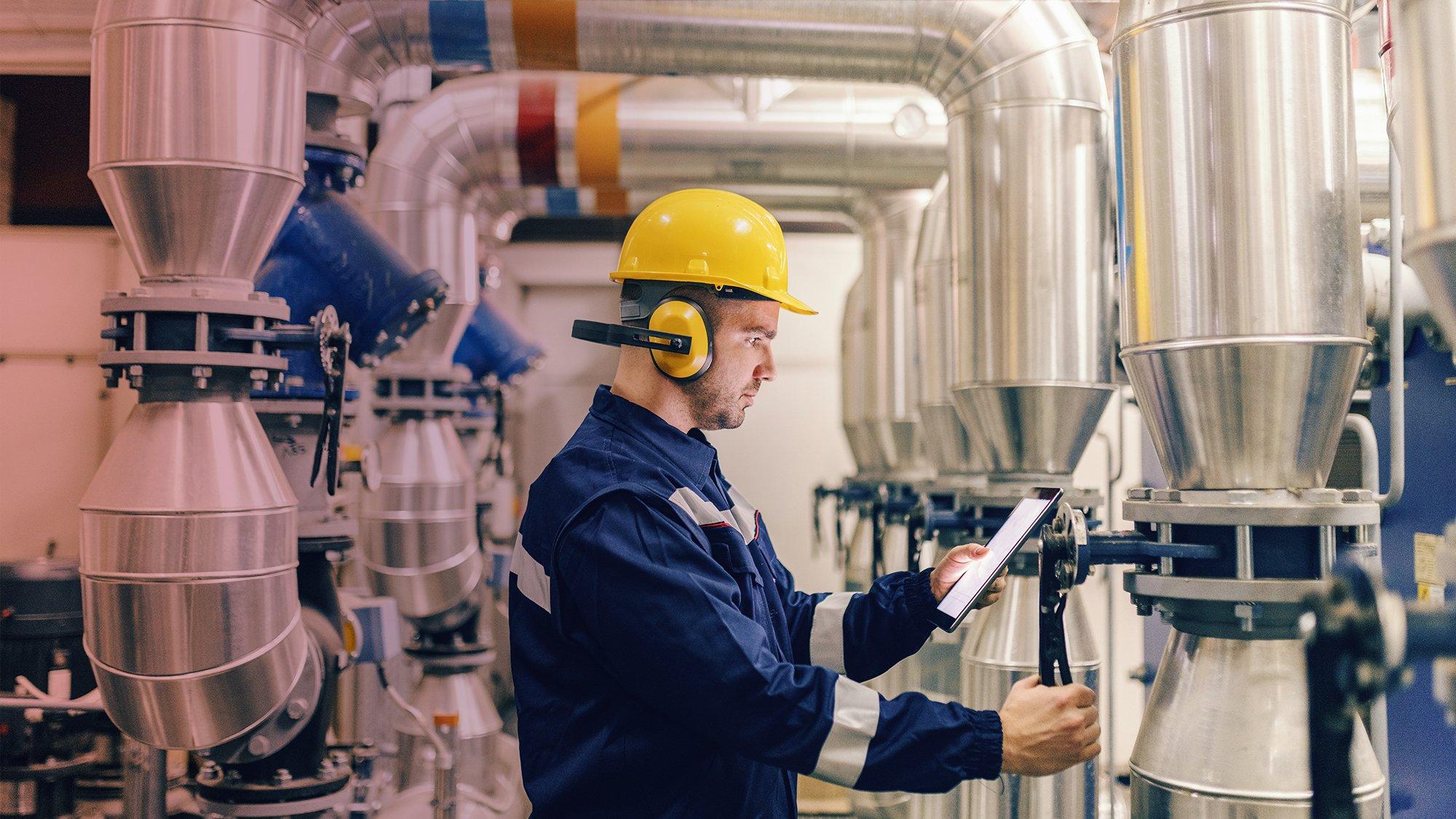 Les solutions digitales au service de l'opérateur de  maintenance