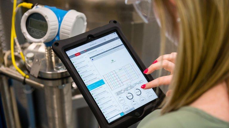 Enhanced Data and Diagnostics from Process Control Valves