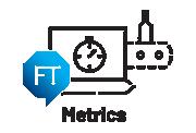 Logo de FactoryTalk Metrics
