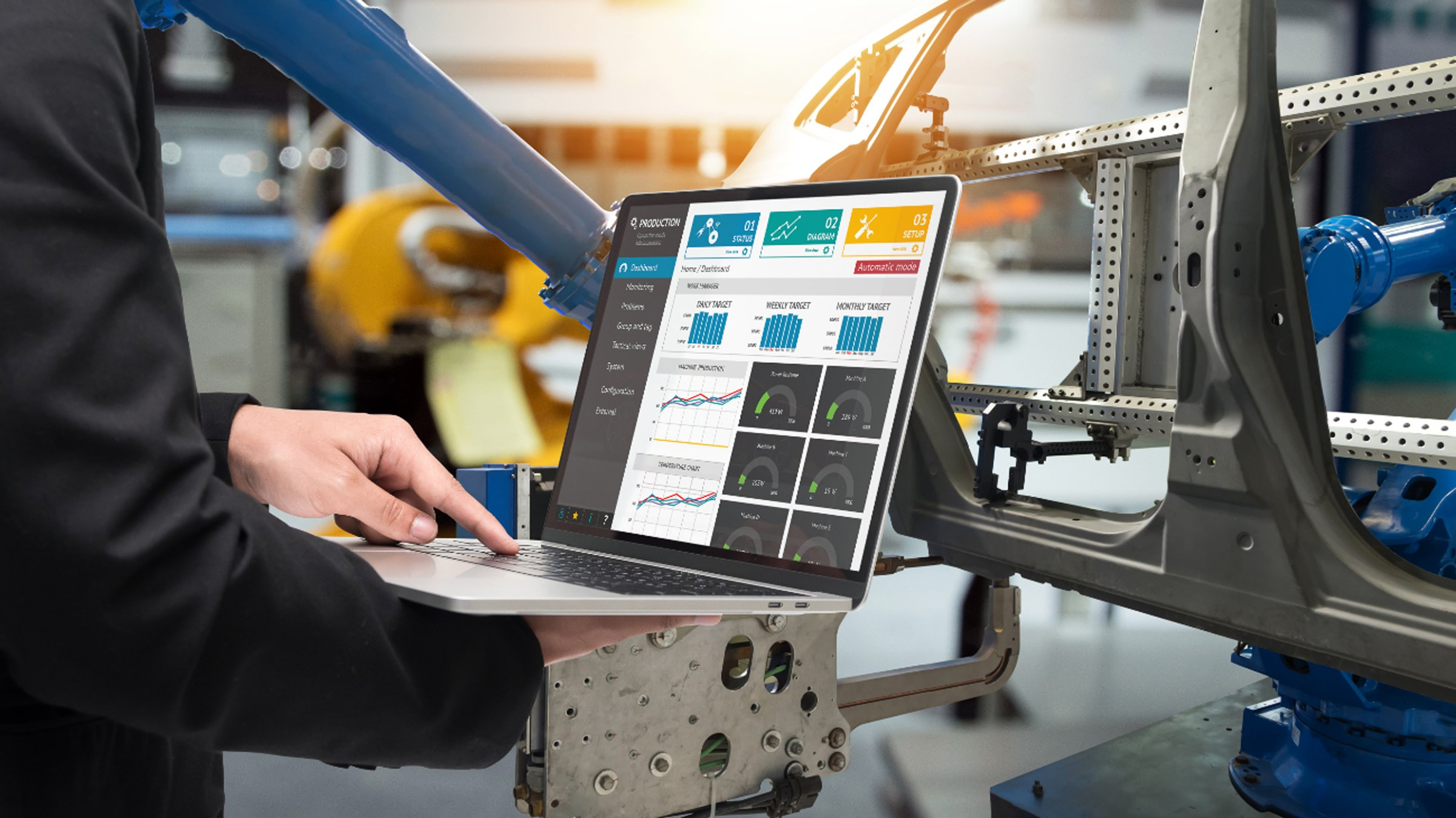 Automotive Production: Why the new normal must be digital