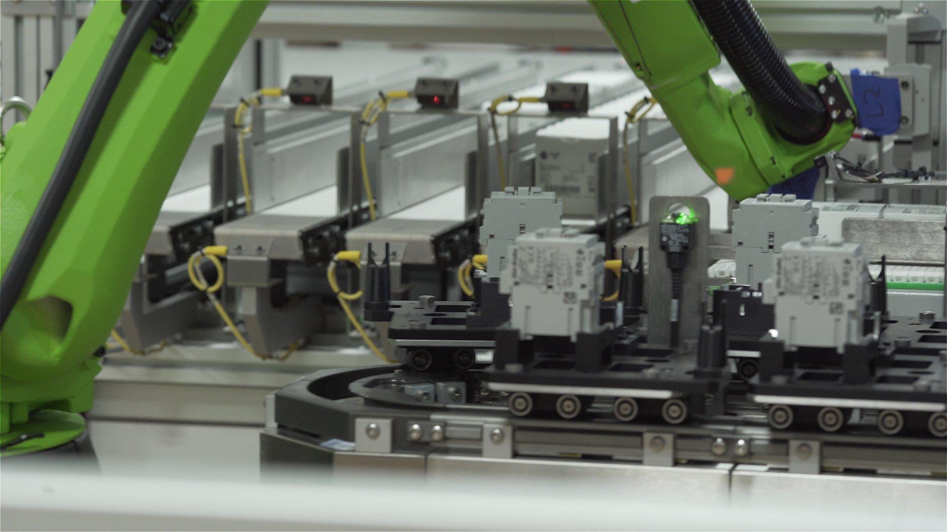 O projeto de máquinas unificado possibilita o Novo Normal
