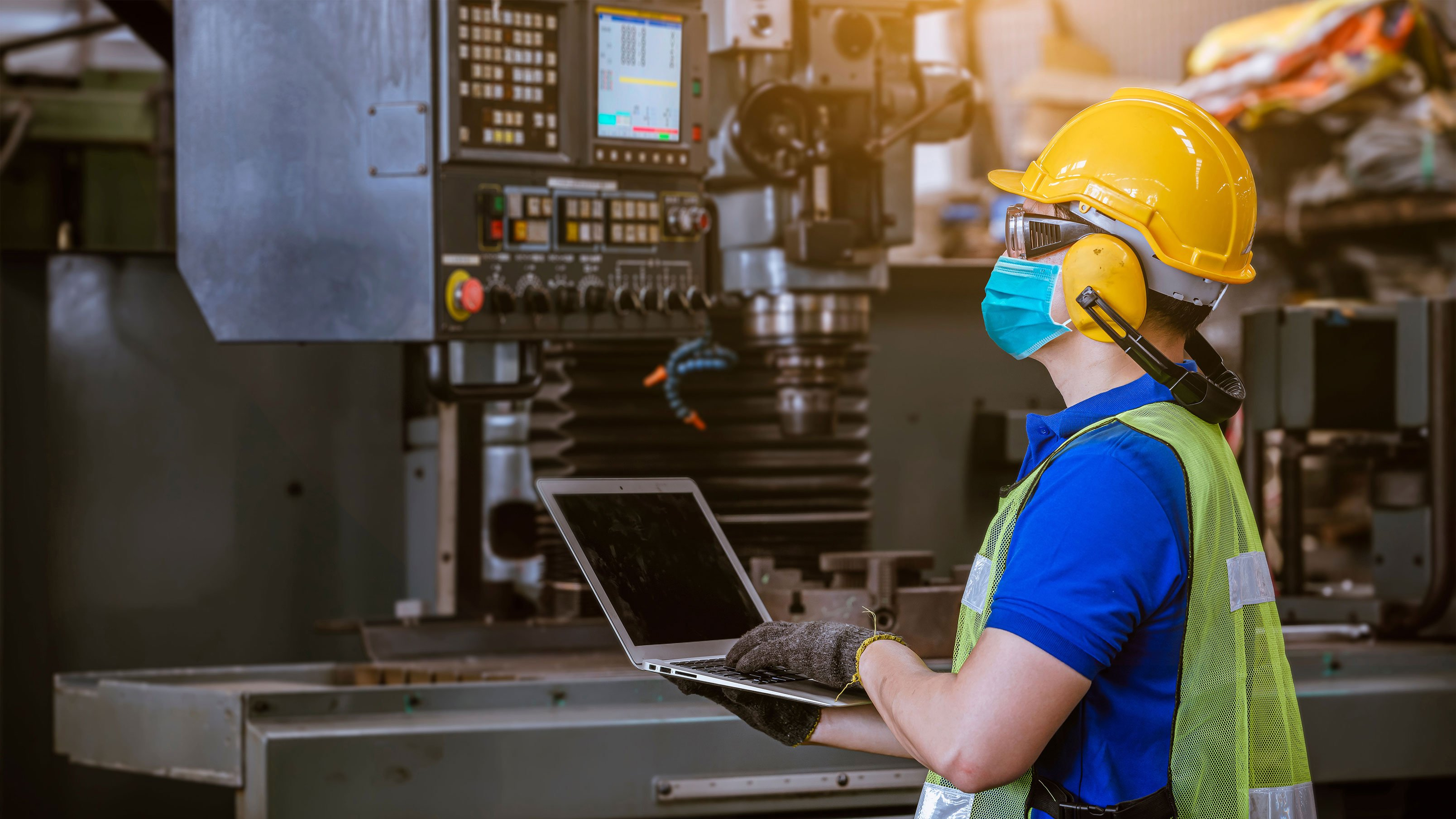 The Next Normal for Manufacturing