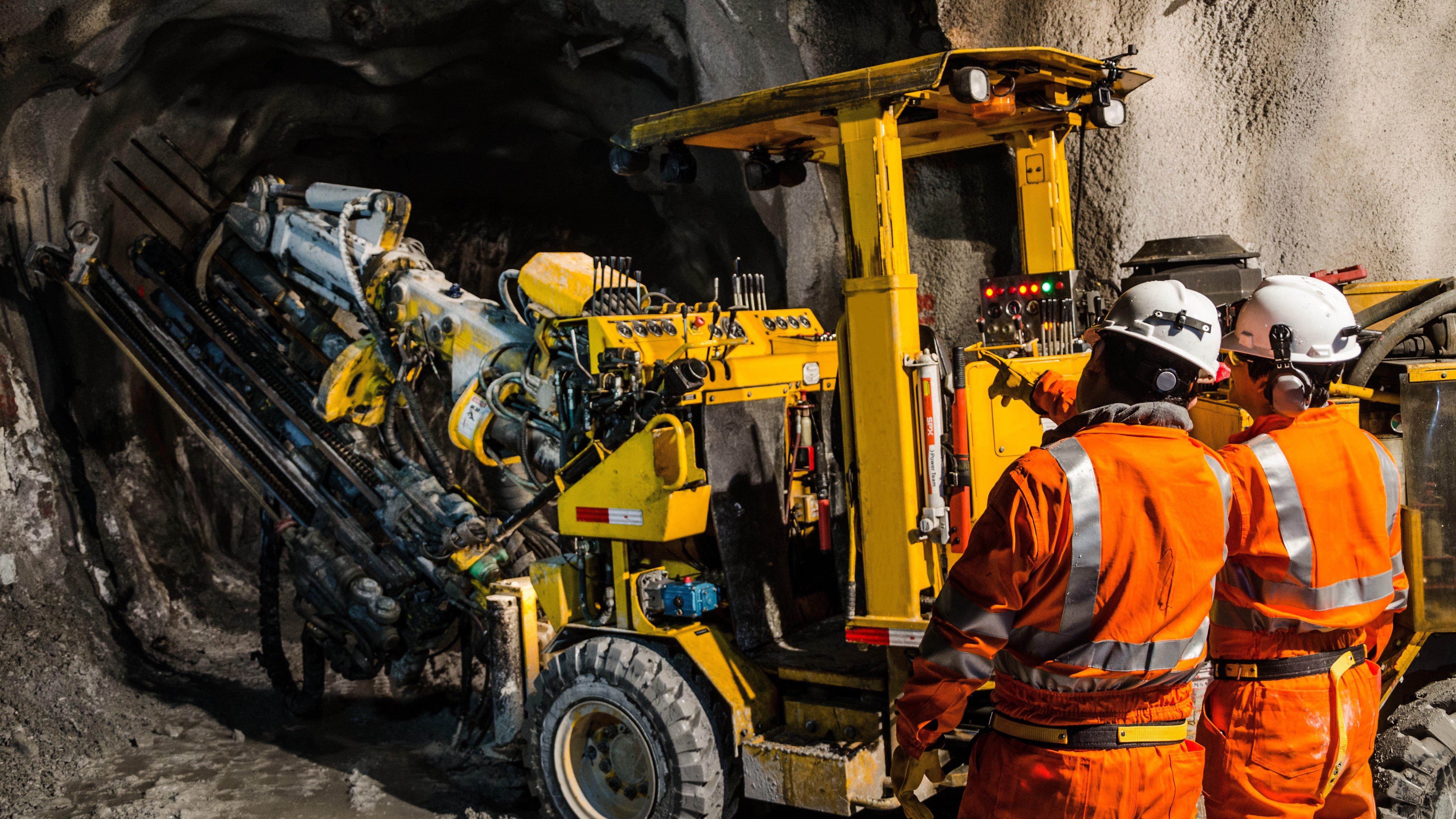 Digital Transformation of Mining