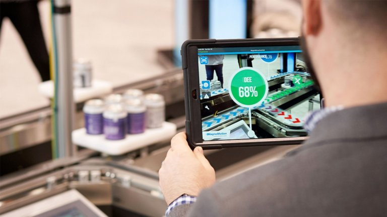 The newly released Rockwell Automation PlantPAx® 5.0 enables FactoryTalk® InnovationSuite to bring to life live and historical data with feature-rich dashboards, PTC process templates and advanced analytics
