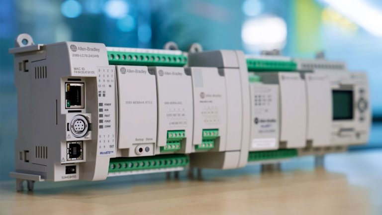 Micro800™ Expansion and Plug-in offerings from Rockwell Automation and Spectrum Controls