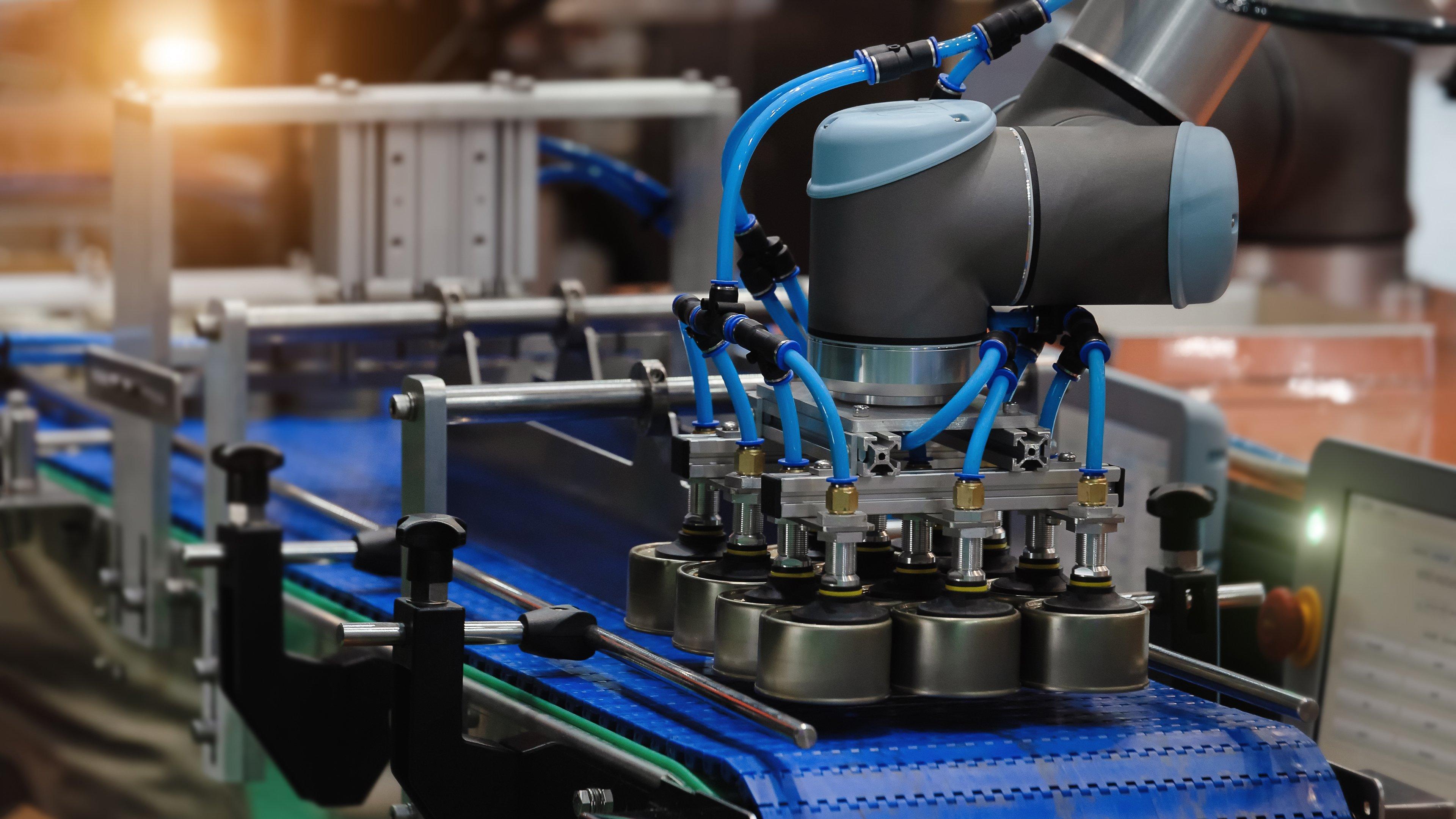 Systémy automatizace balení