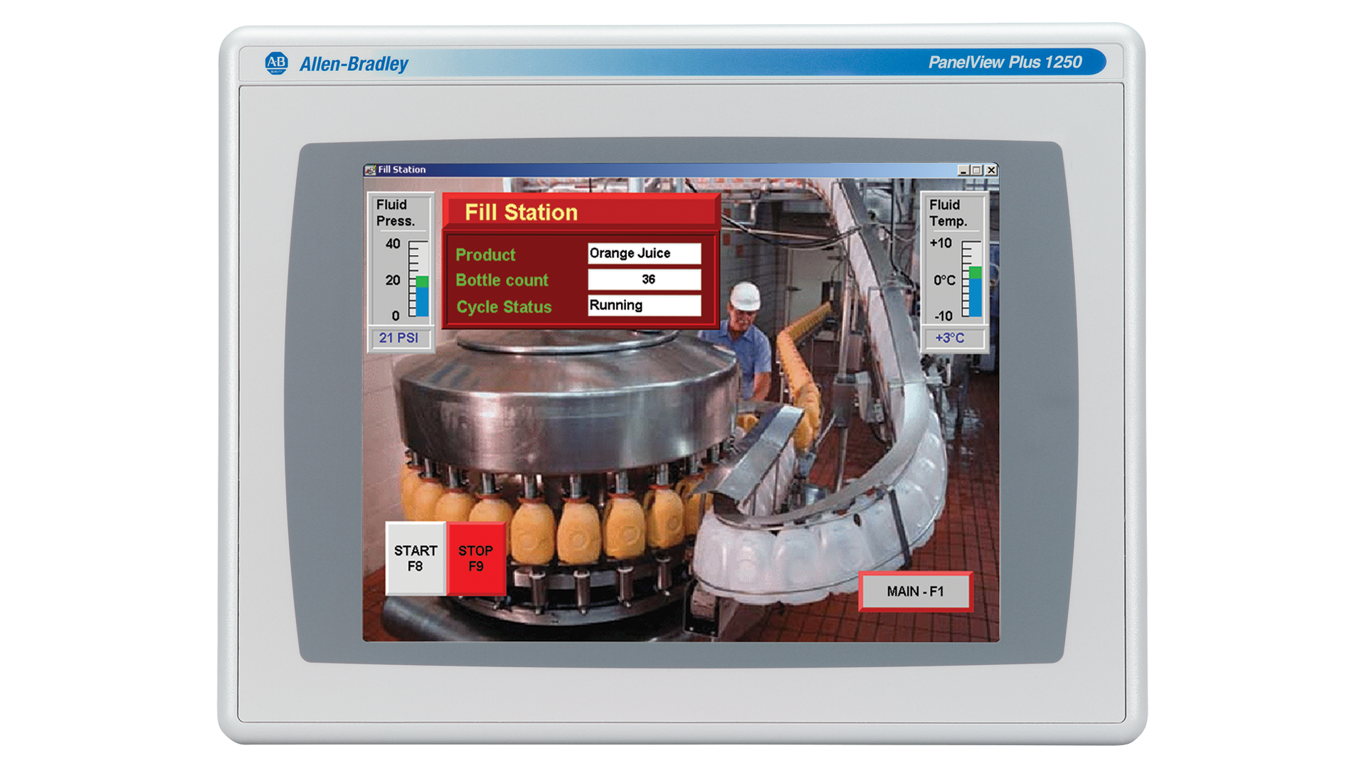PanelView-Plus-1250 monitor