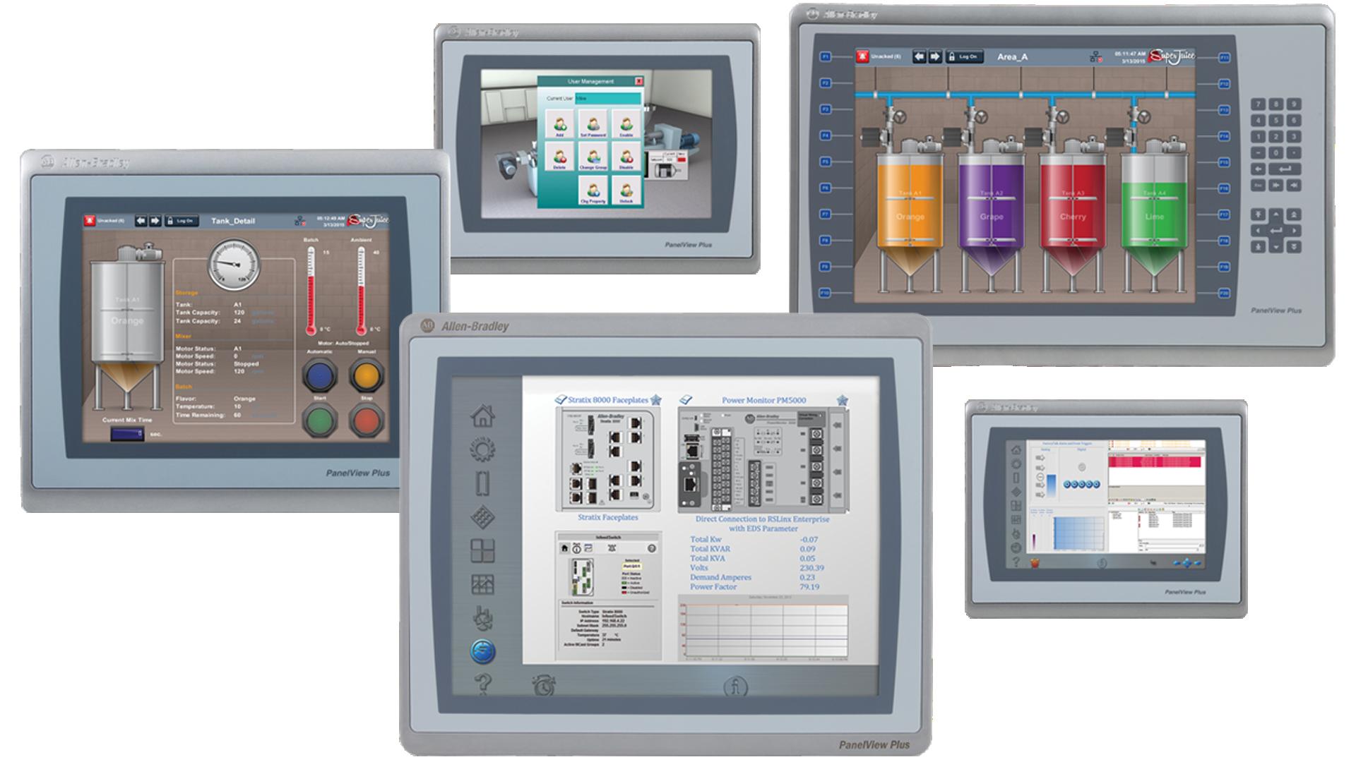 PanelViewPlus7-family of monitors