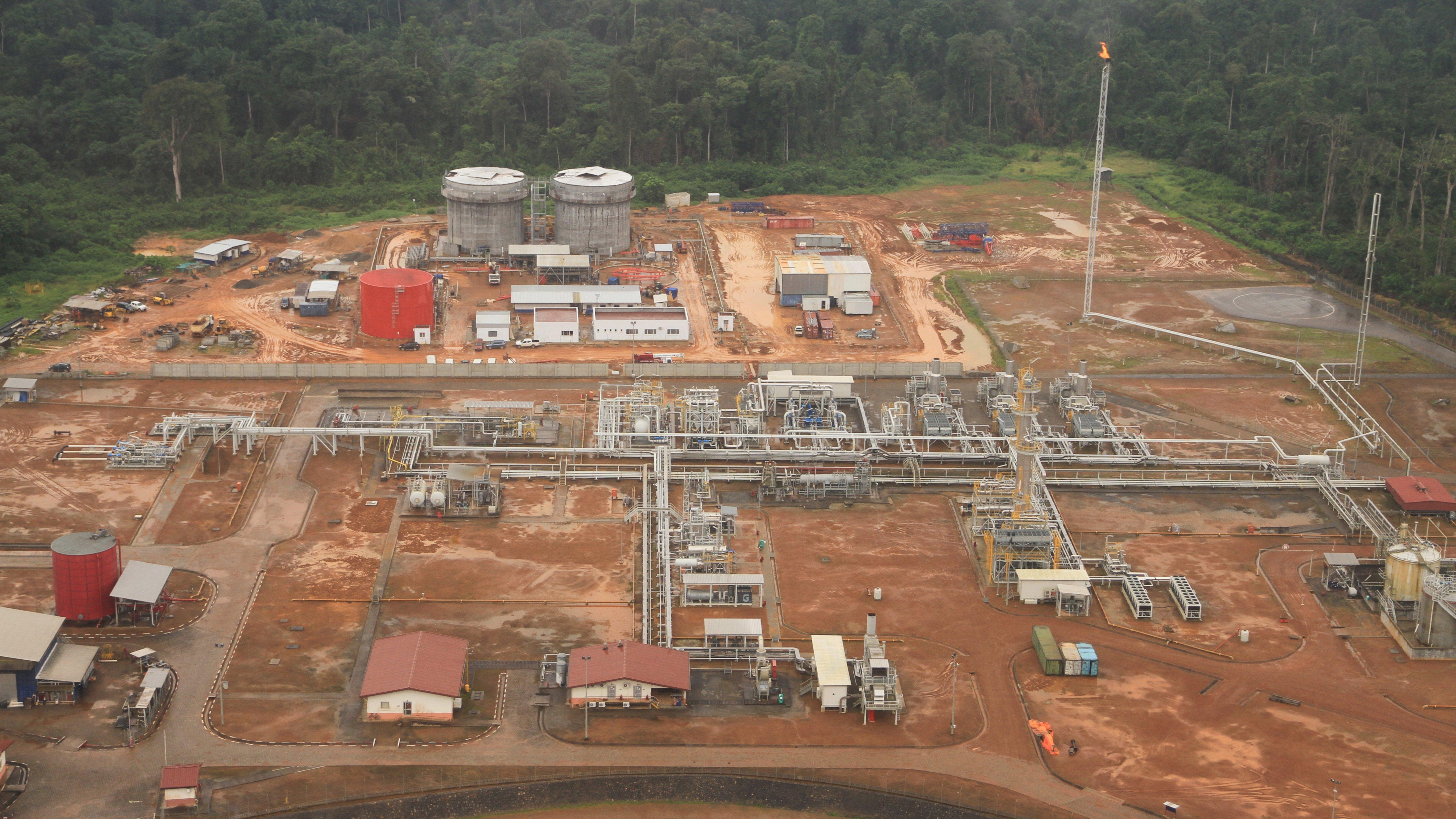 Gasaufbereitungsanlage in Rekordzeit modernisiert