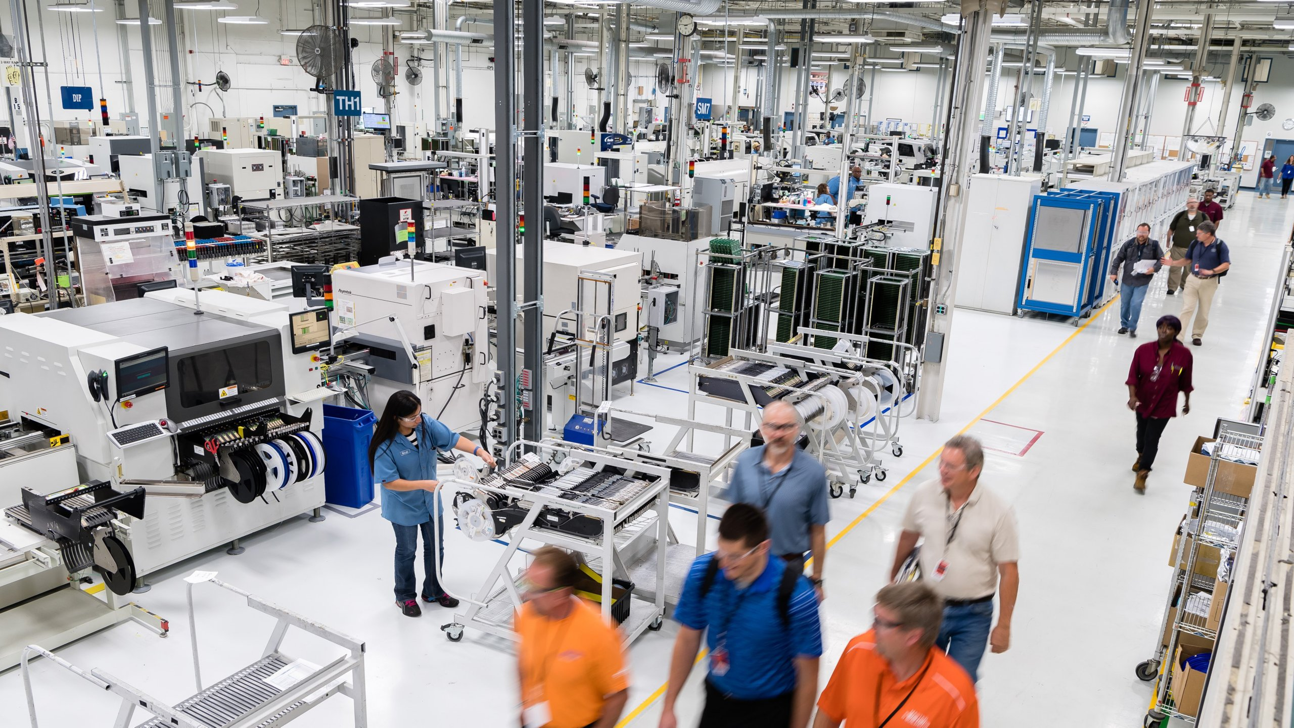 Rockwell Automation Plant in Twinsburg, Ohio   August 2017