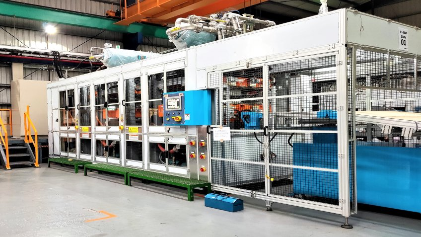 Pulp Molding Company Boosts Productivity