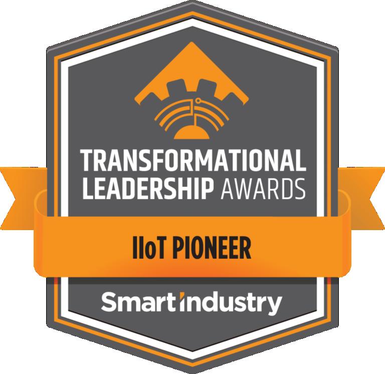 Smart Industry Transformational Leadership Awards - IIoT Pioneer