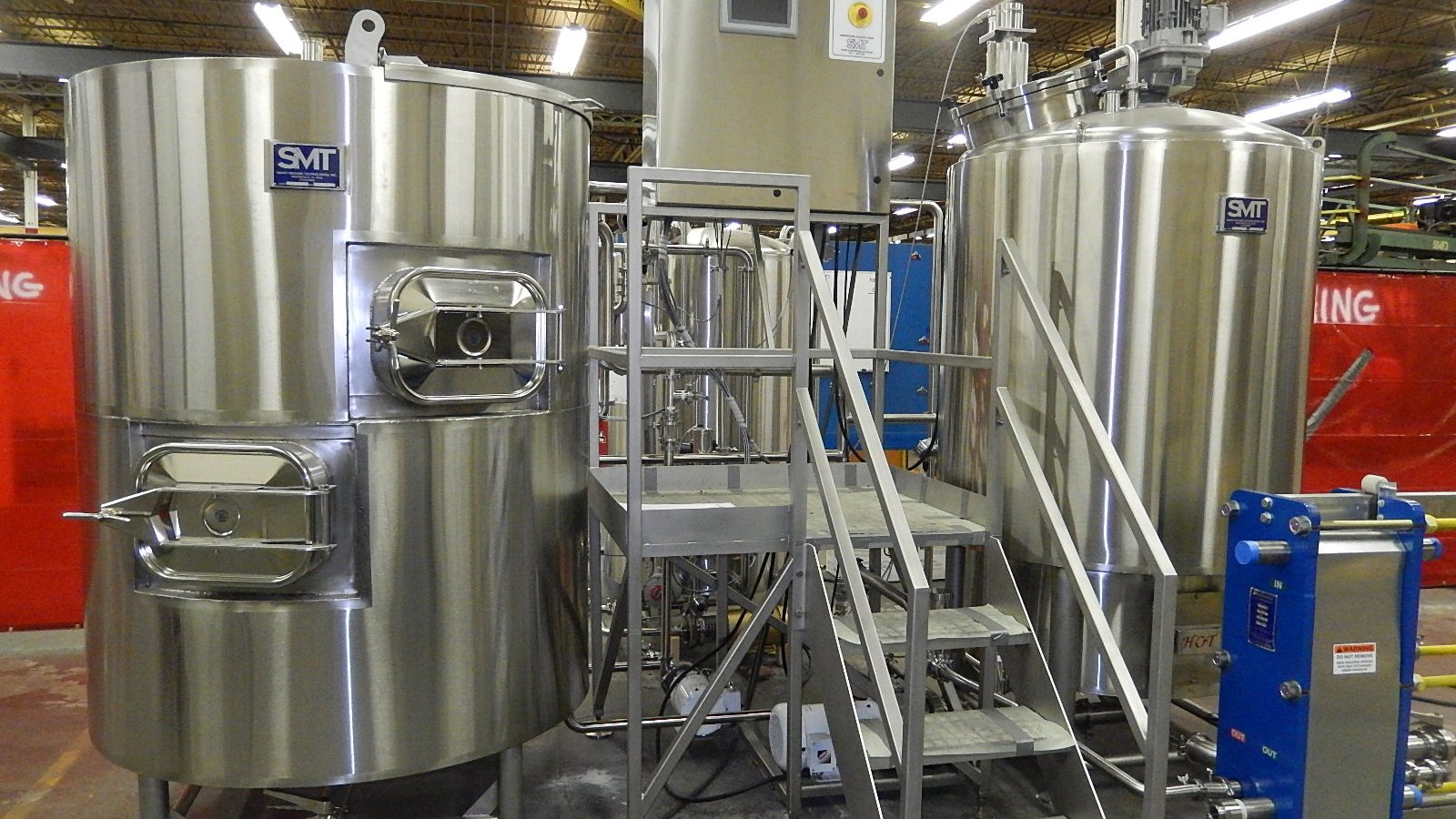 Craft Brewing System Boosts Repeatability