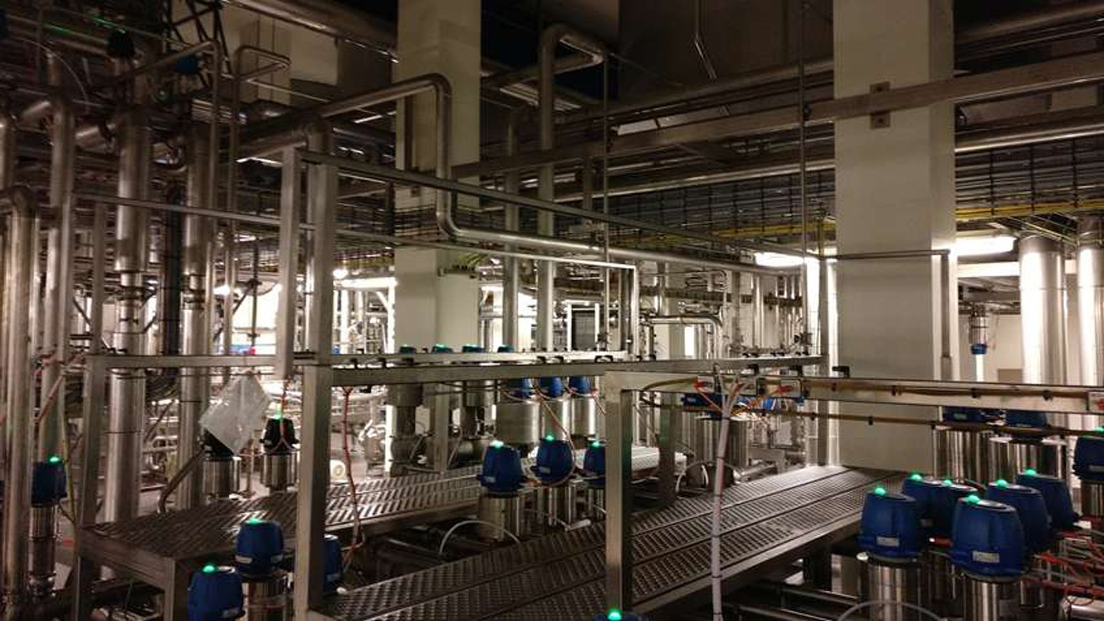 Vreugdenhil Automates its Milk Powder Plant