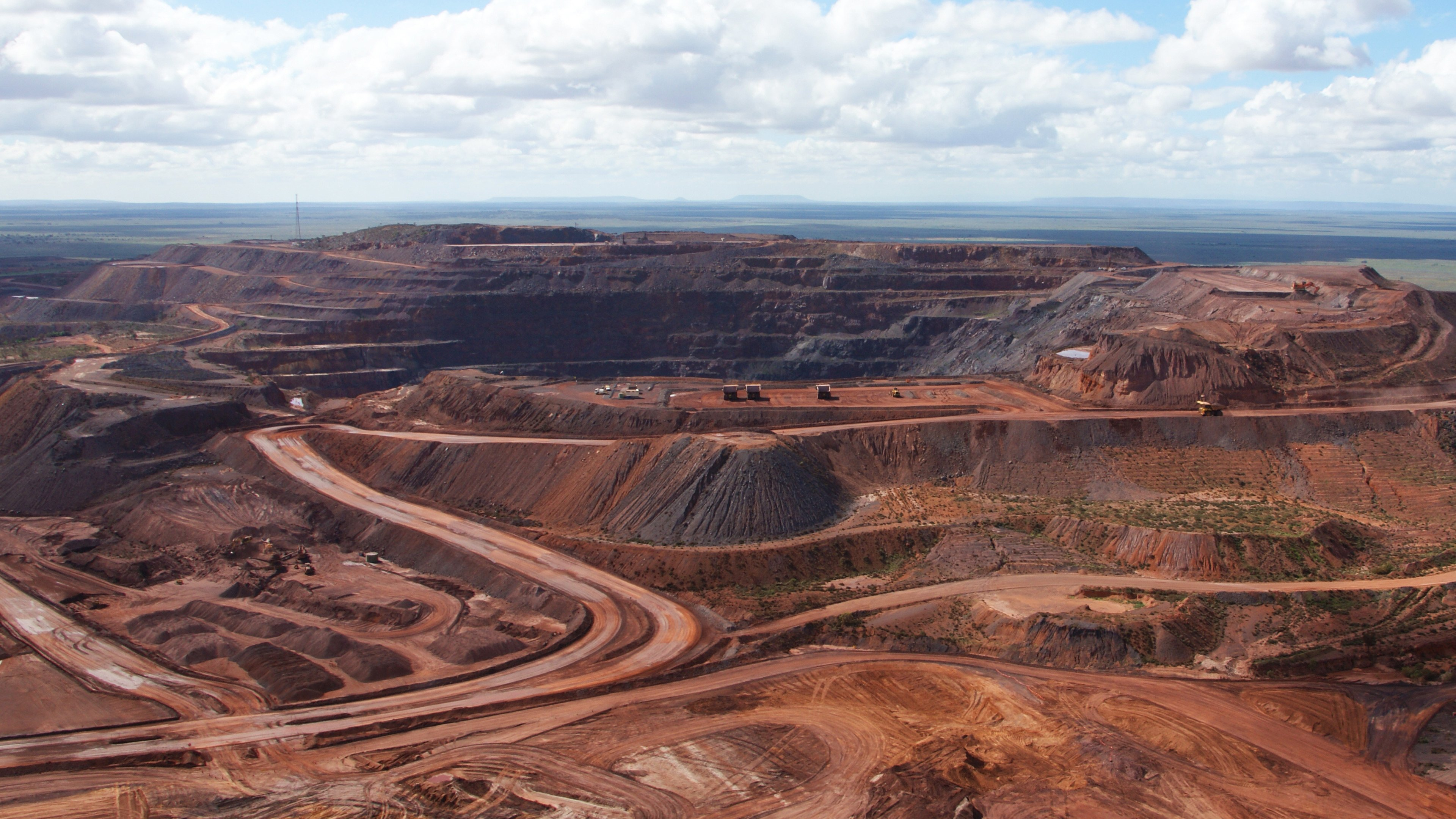 Delivering plantwide control for Arrium's Iron Knob mine