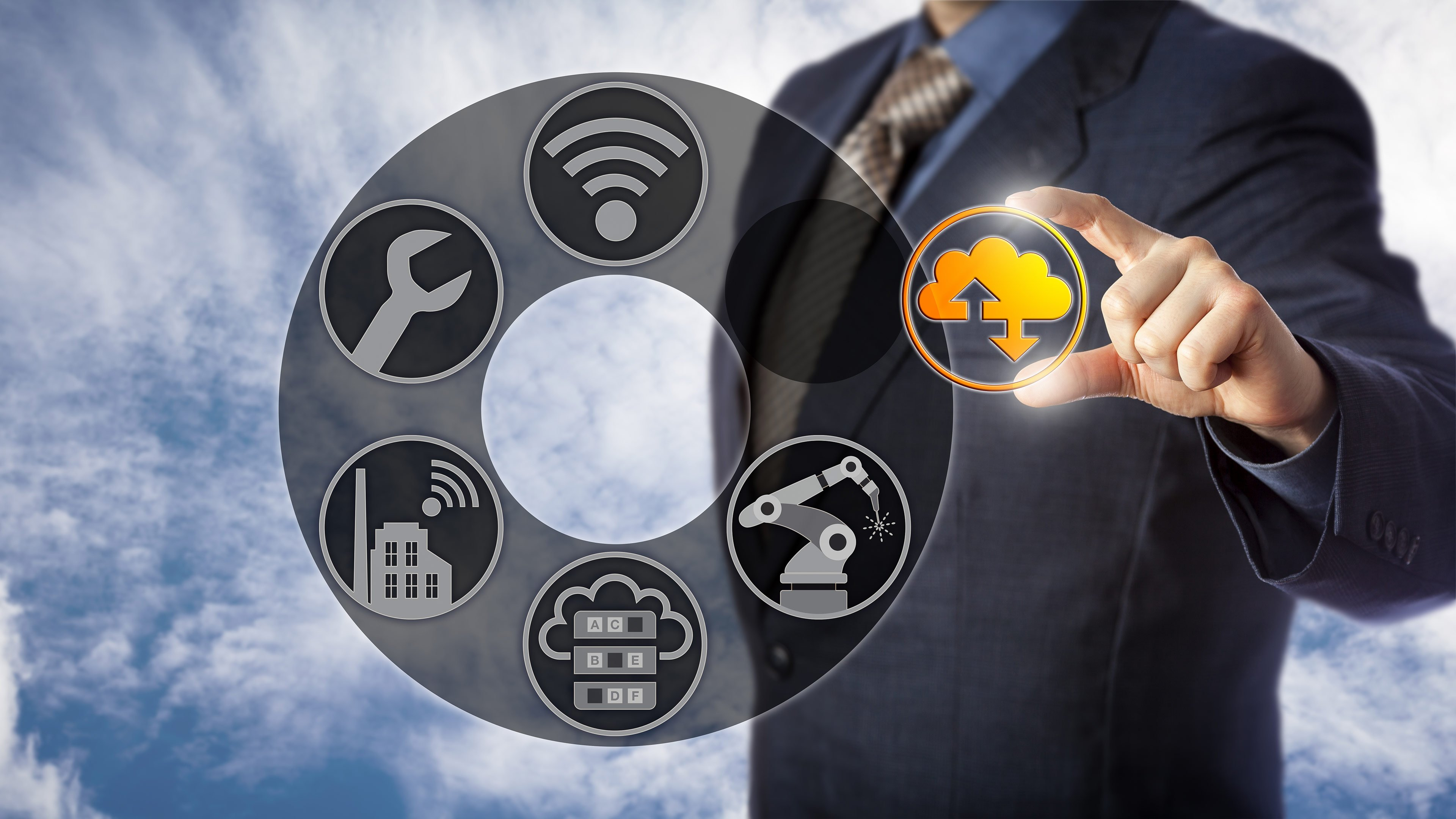 Connected Services for Industrial Operations