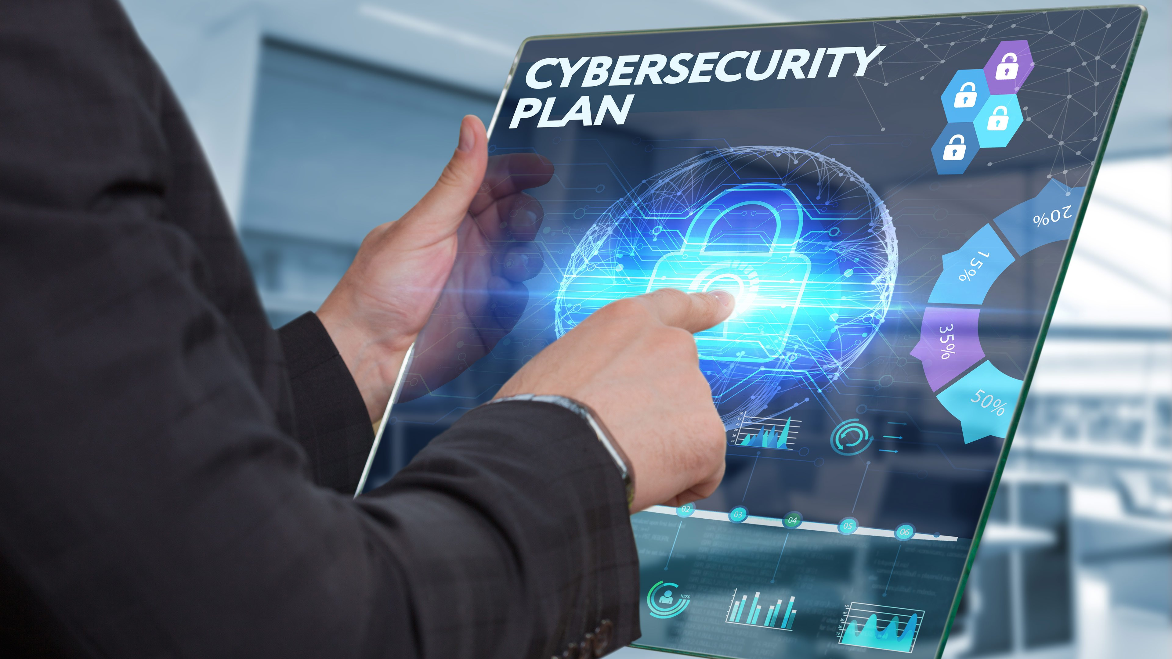 증가하는 사이버 범죄 대응 방법   Rockwell Automation