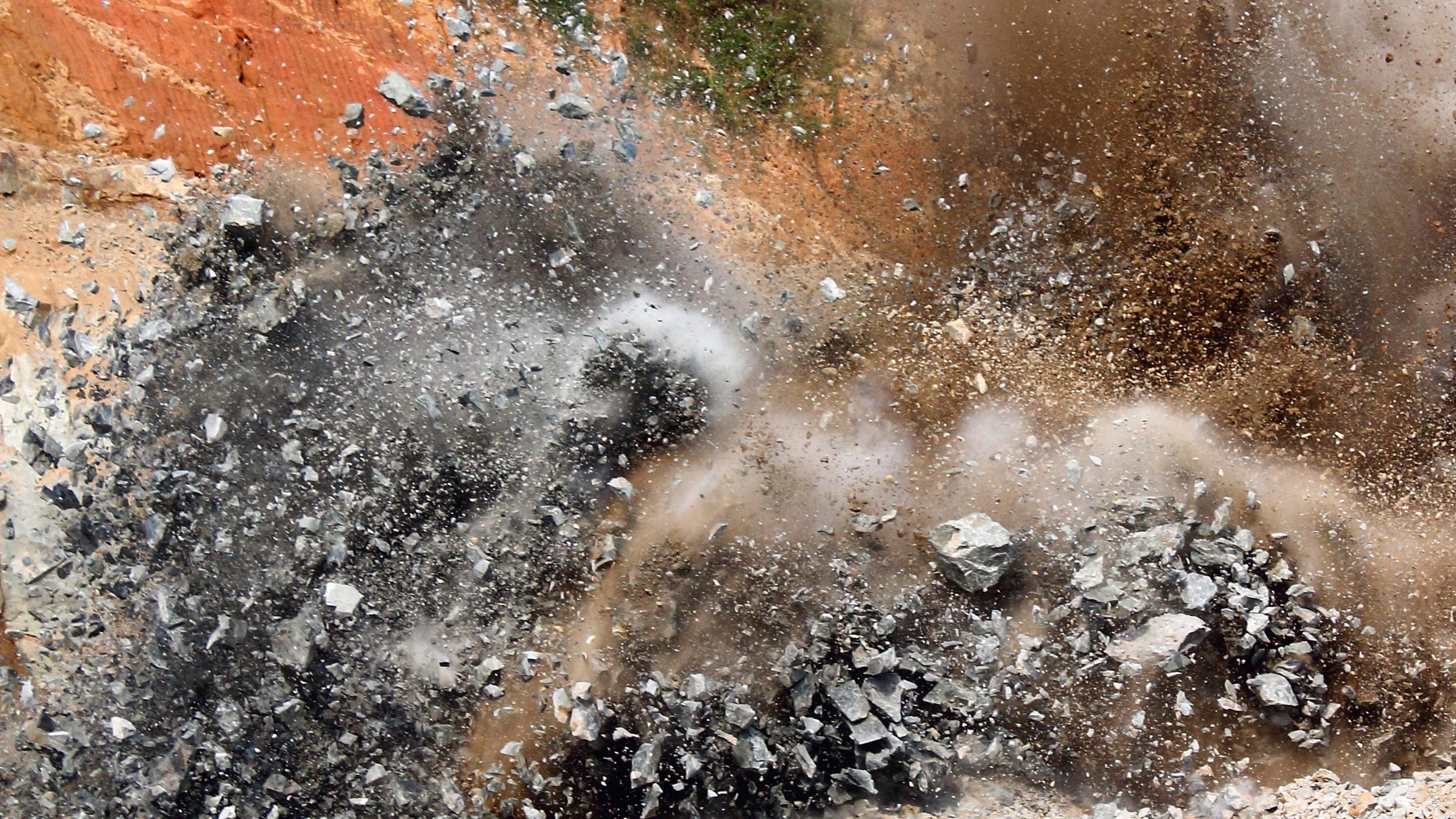 Intelligent Motor Control Assists Explosives Plant