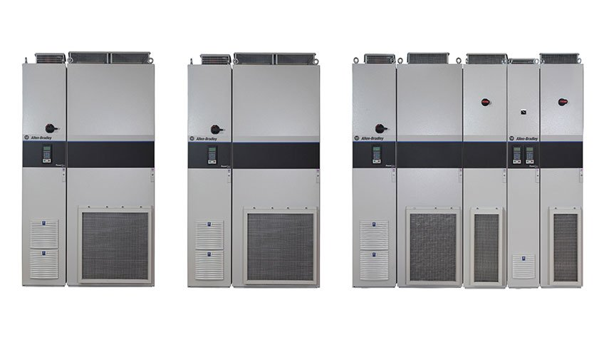 New additions to the PowerFlex family have been built to help you save time, reduce costs, and keep your machine up and running. Learn more here.