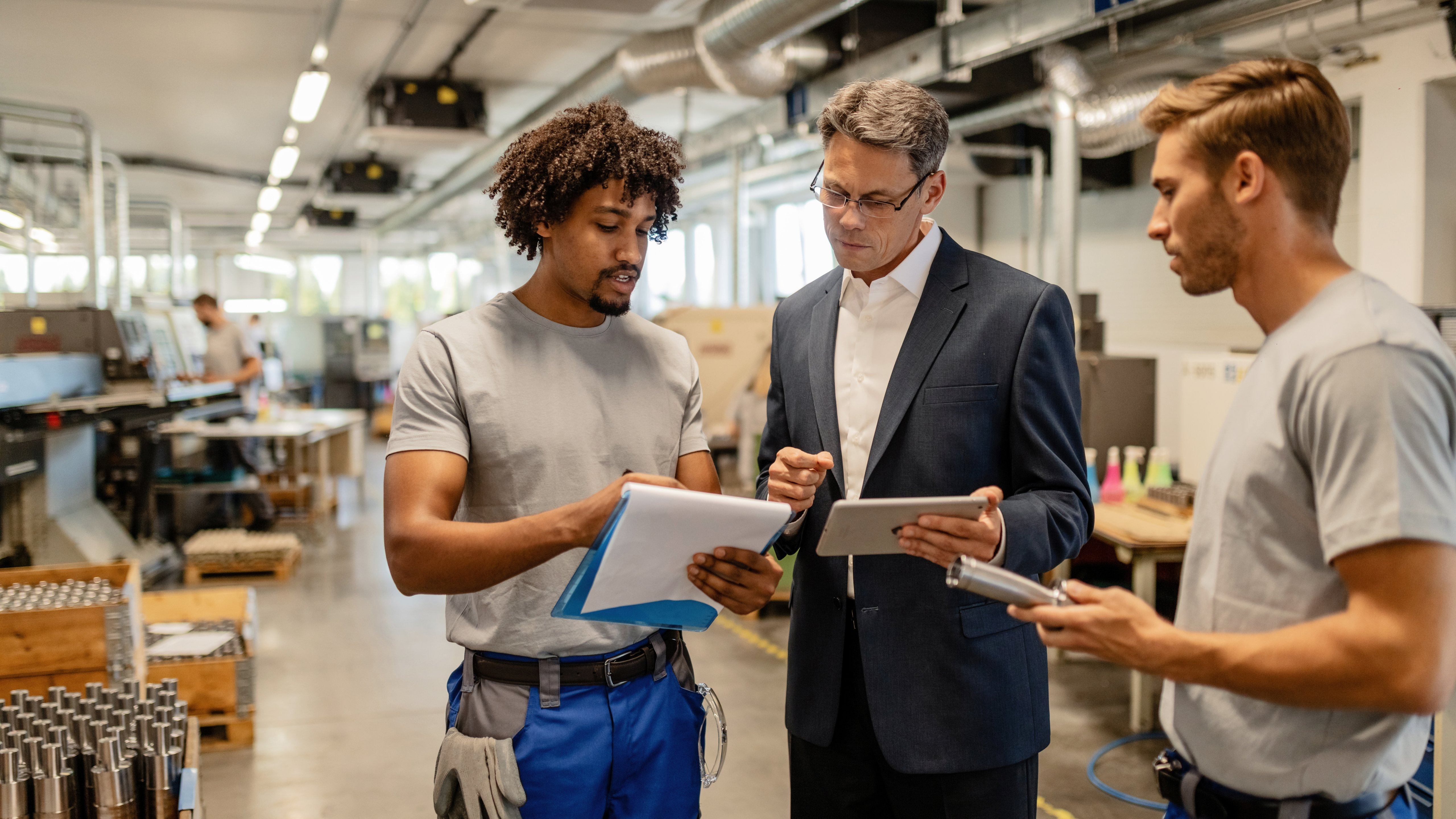 The Evolving Role of the COO in Manufacturing