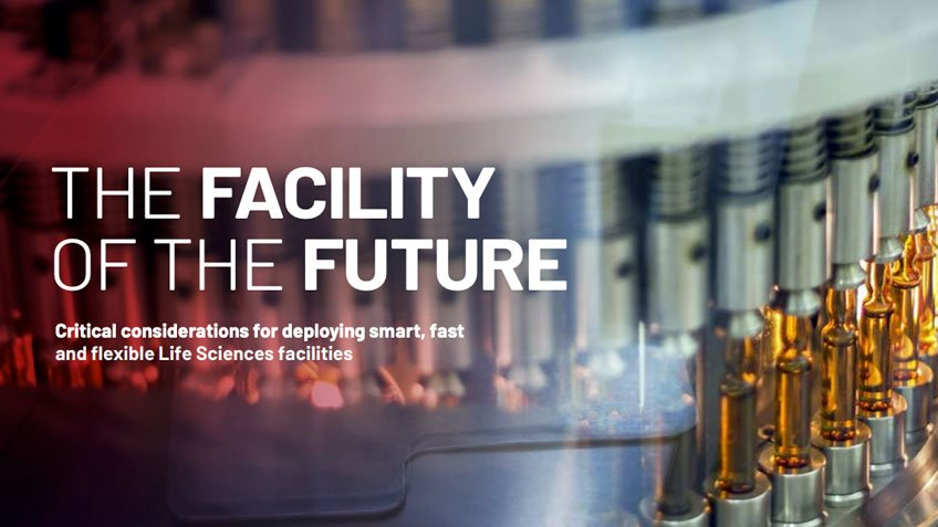 The next industrial transformation in Life Sciences is here. Leverage the latest technology to maximize ROI, improve asset utilization and achieve greater speed to market. Click here to read the Facility of the Future eBook.