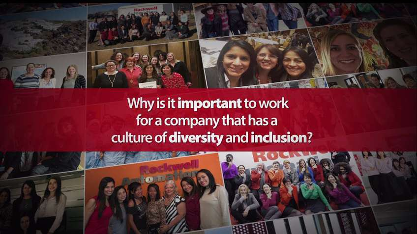 Video: Why is it Important to Work for a Company That Values Diversity?