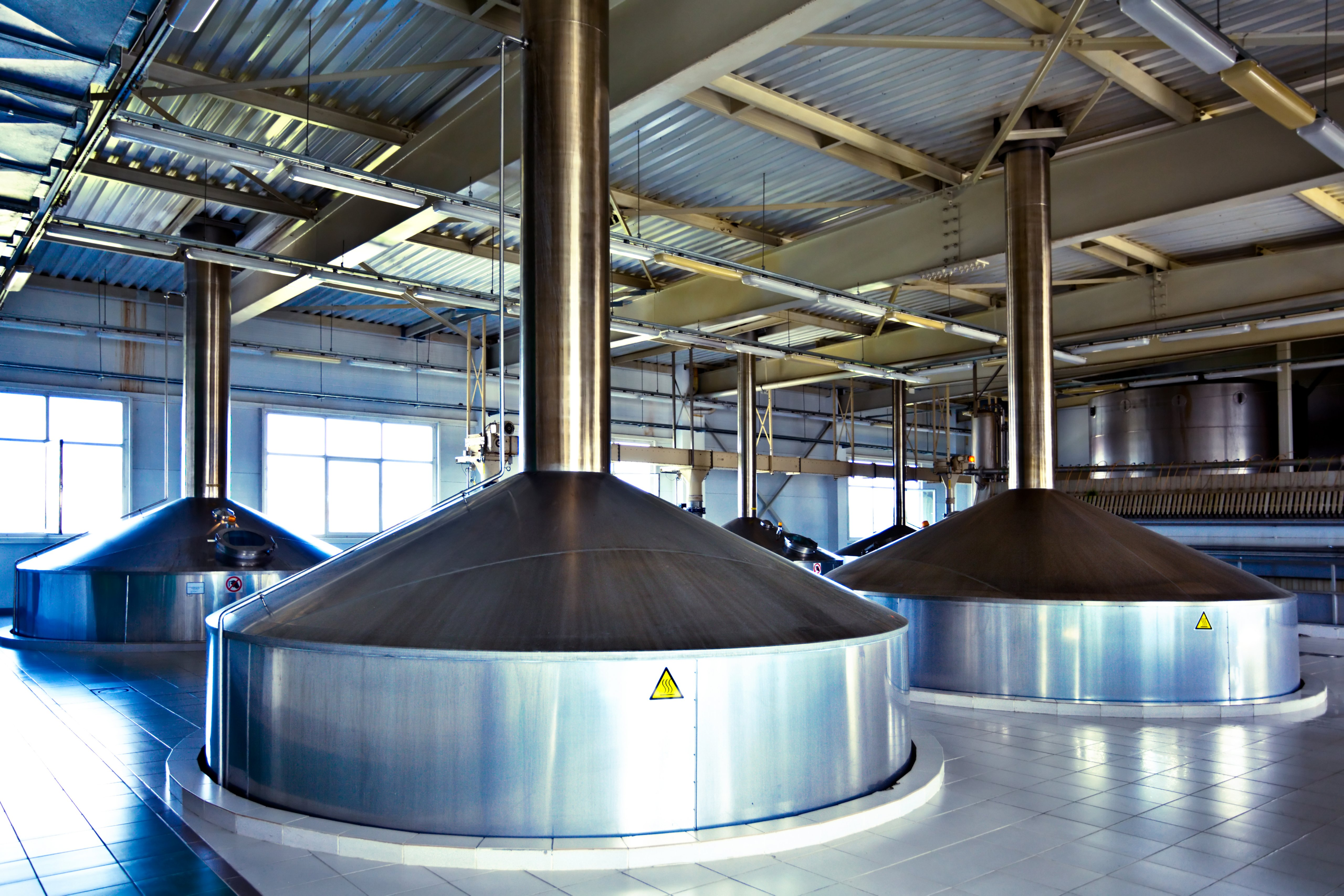 プロセス制御システムを使用して醸造の技を維持する